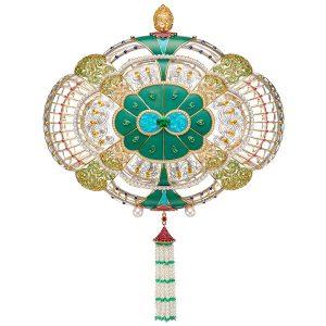 Faberge Majesty clutch