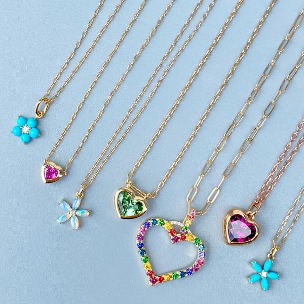 Jane Taylor Jewelry pendants