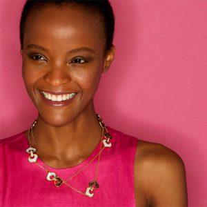 Marina B necklace Tiina Smith