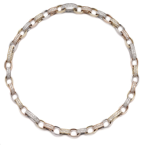 Nam Cho diamond chain