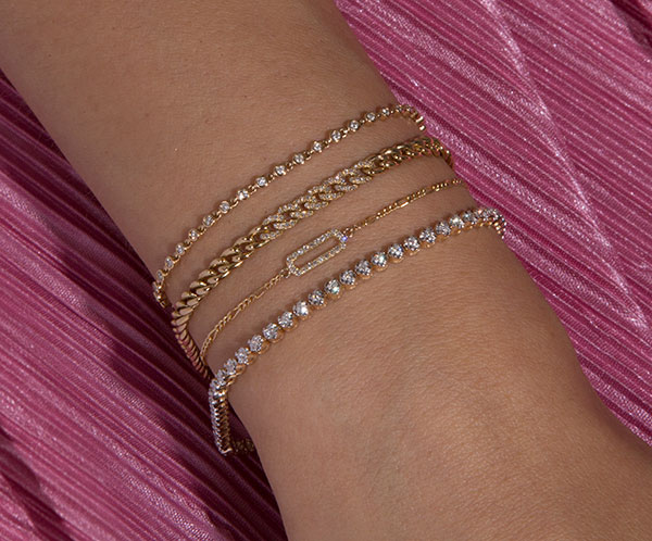 Stone and Strand big spender bracelet