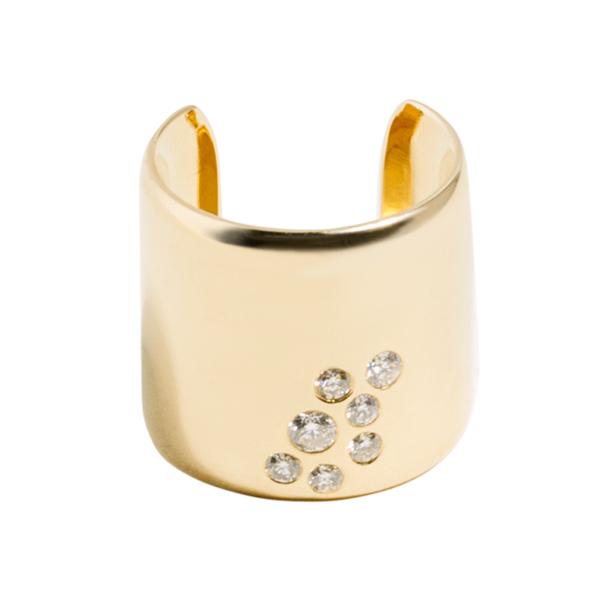 Uniform Object cuff ring