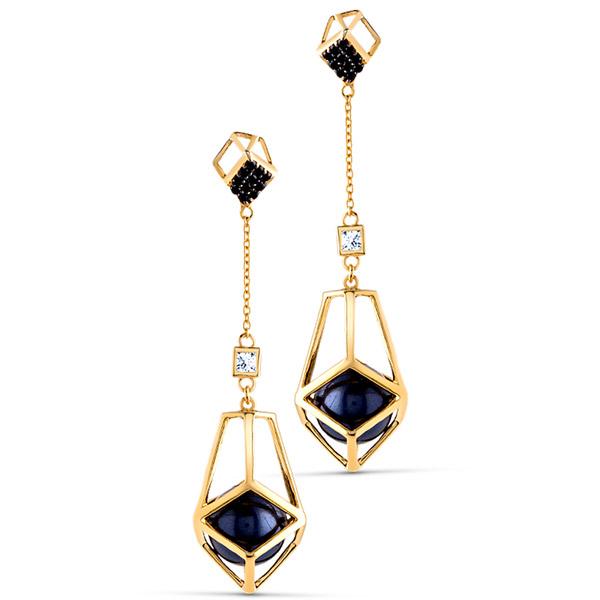 Zaabel pearl earrings