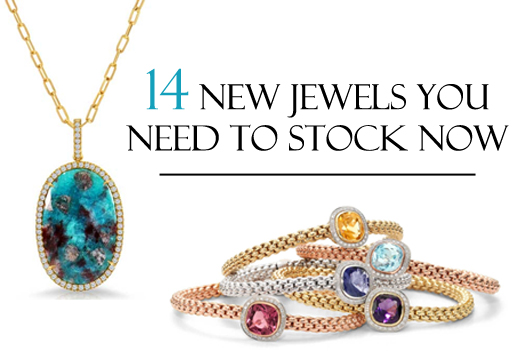 14 new jewels autumn 2014