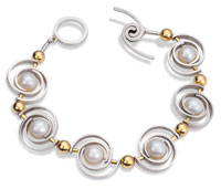 Martha Seely Sequence collection bracelet