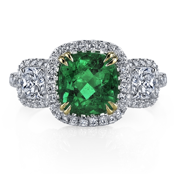 12 Jewelry Trends for 2013: Emerald Jewels From JCK ...