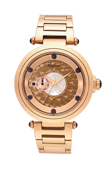 Freelook Watches rose gold 10th anniversary watch