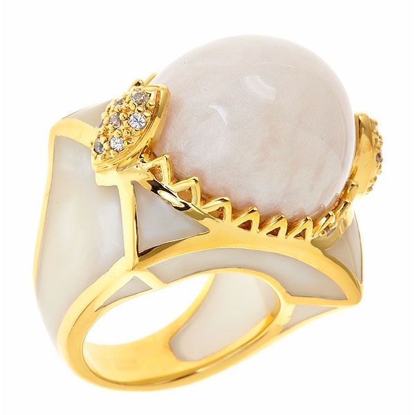 Cristina Sabatini Dome Pillow ring