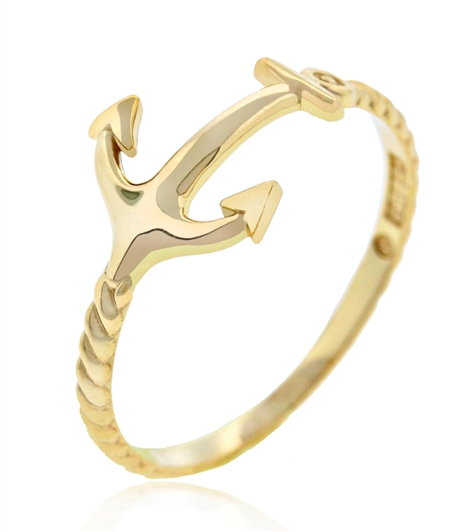 Charm America anchor ring