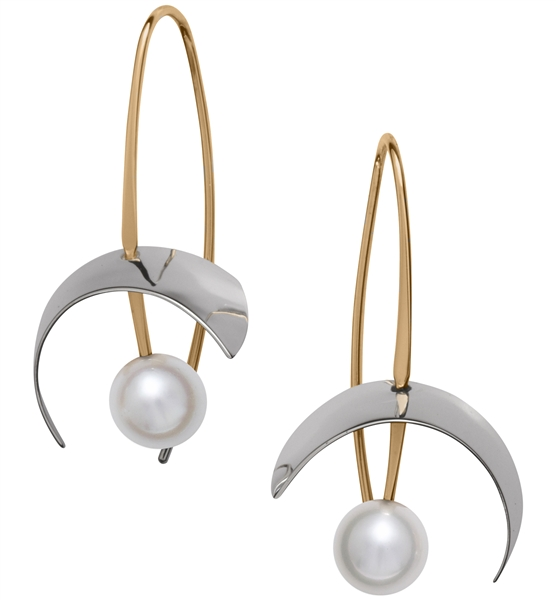 Ed Levin Parasail drop earrings