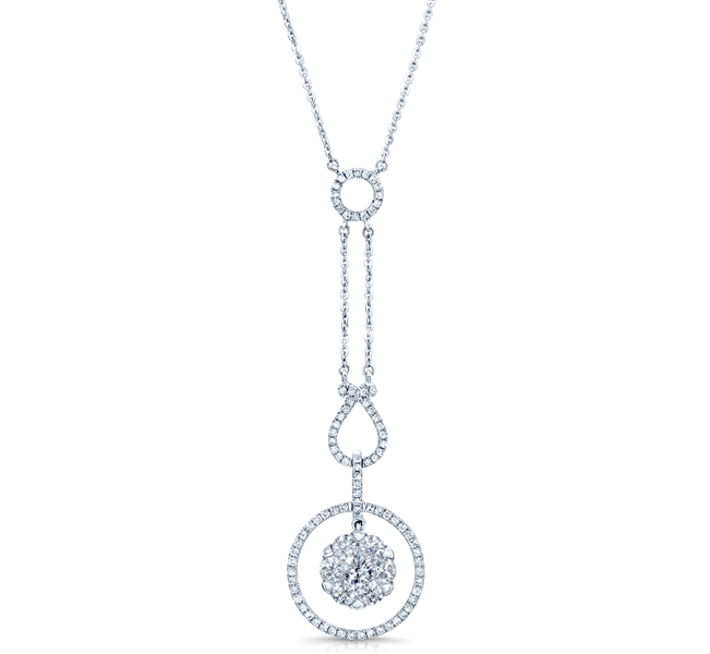 Coronet Diamonds Hemen necklace