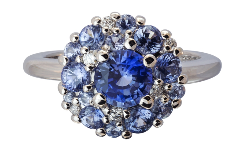 Sonette Paquerette collection ring