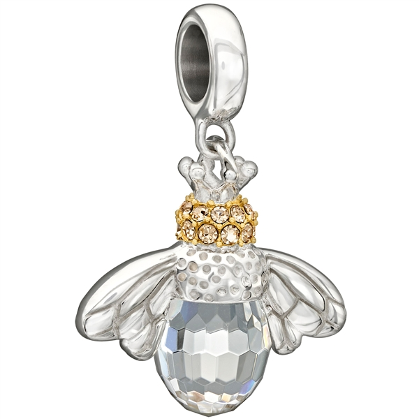 Chamilia Good to Bee Queen charm