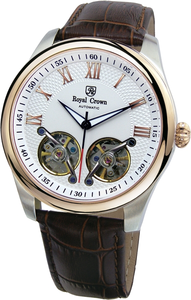 Royal Crown automatic mechanical watch