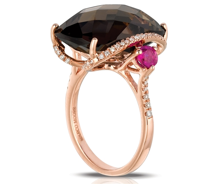 Marco Moore Passion limited edition ring