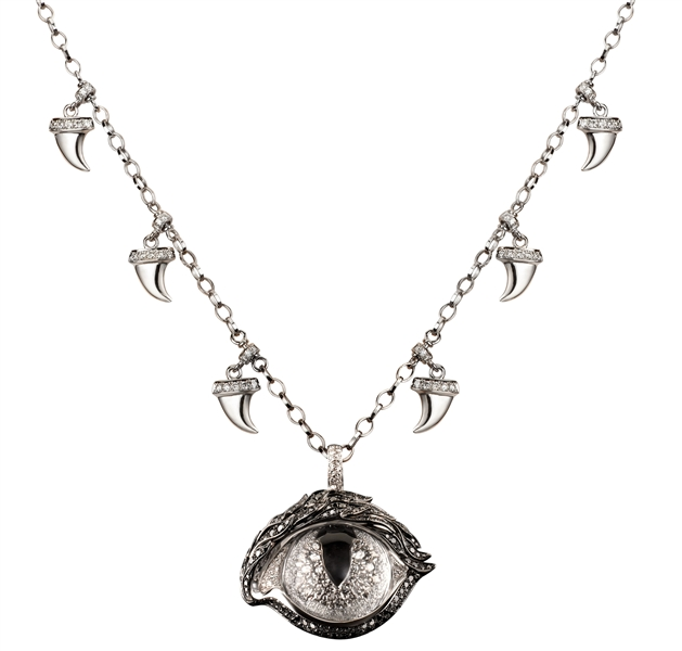 Magerit Instinto Mirada Felina necklace
