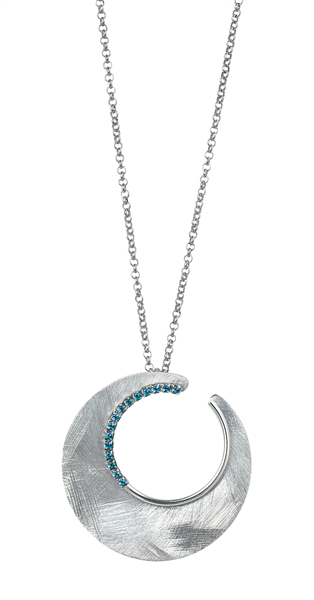 Frederic Duclos Eclipse necklace