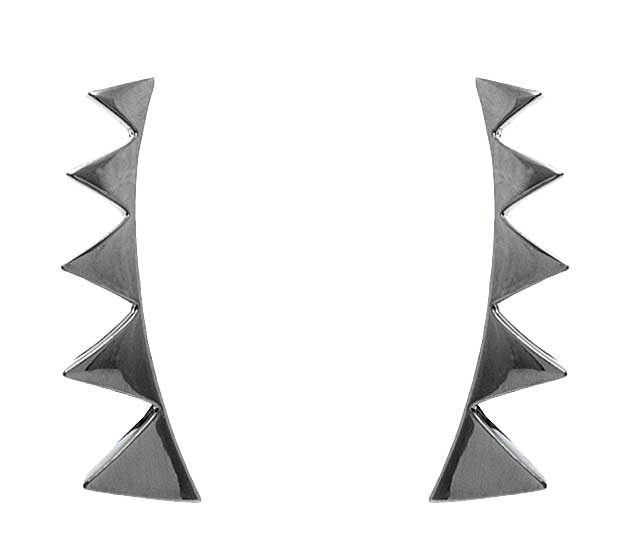 Jack Vartanian Edgy ear climbers