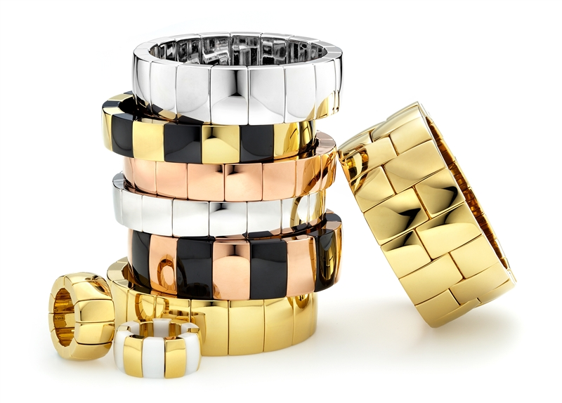 Roberto Demeglio Aura bracelet and ring collection