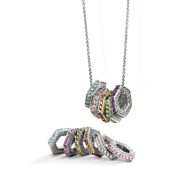 Bcouture Keepsakes collection pendants