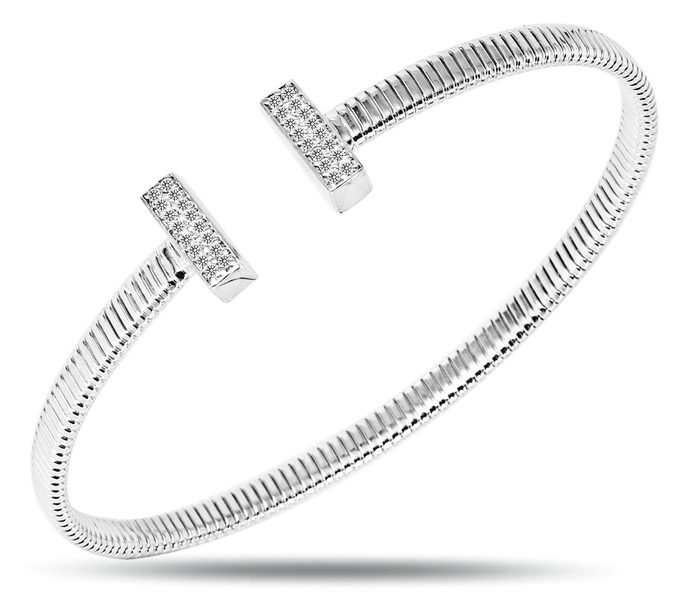 Charles Garnier Paris Tonia floating bangle