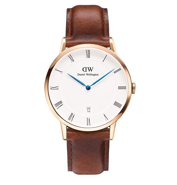 Daniel Wellington Dapper collection St Mawes watch