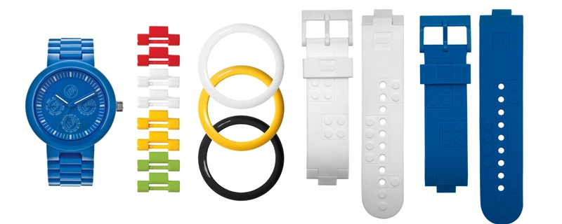 PSE Group LEGO adult watch system