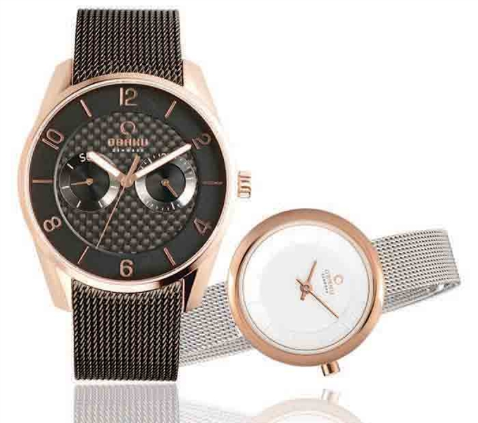 Obaku Christian Mikkelsen best selling watches