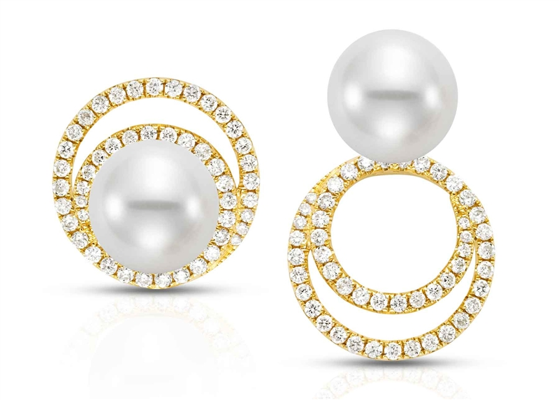 Mastoloni Sorrento collection multiway Soleil earrings