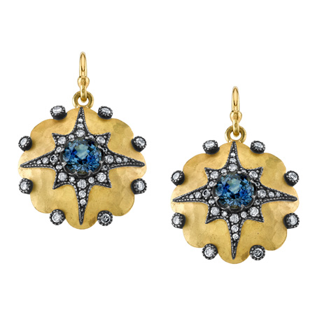 Arman Sarkisyan Star earrings