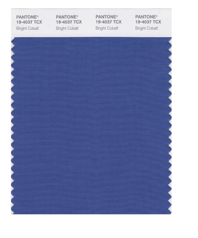 Bright Cobalt by Pantone