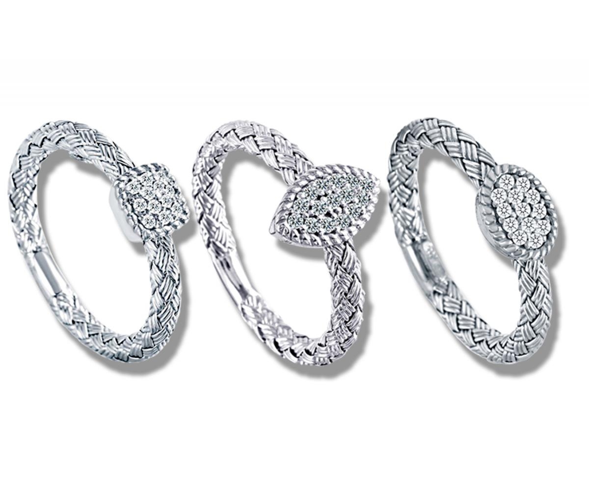 Charles Garnier Hearts and Arrows Diamond collection