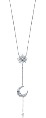 Colette star necklace