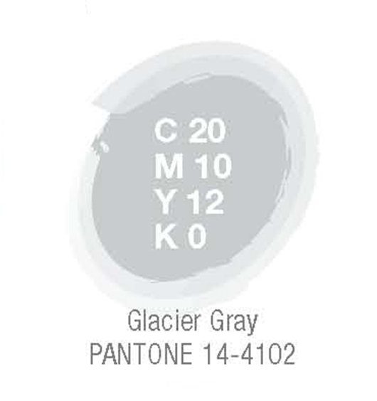 Glacier Gray by Pantone