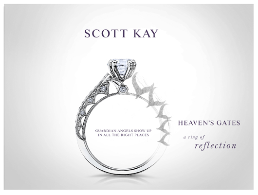 Scott Kay Heaven's Gate collection