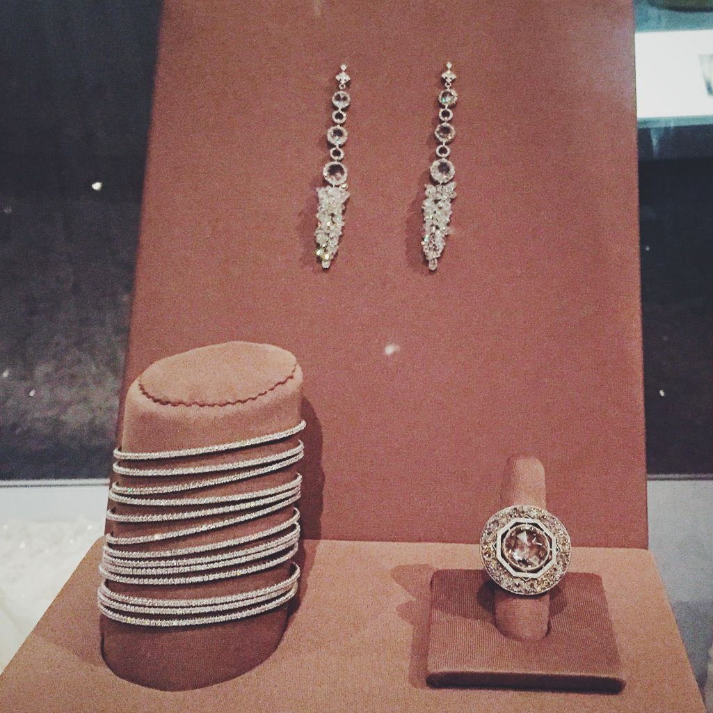 Michelle Obama's Loree Rodkin jewelry suite