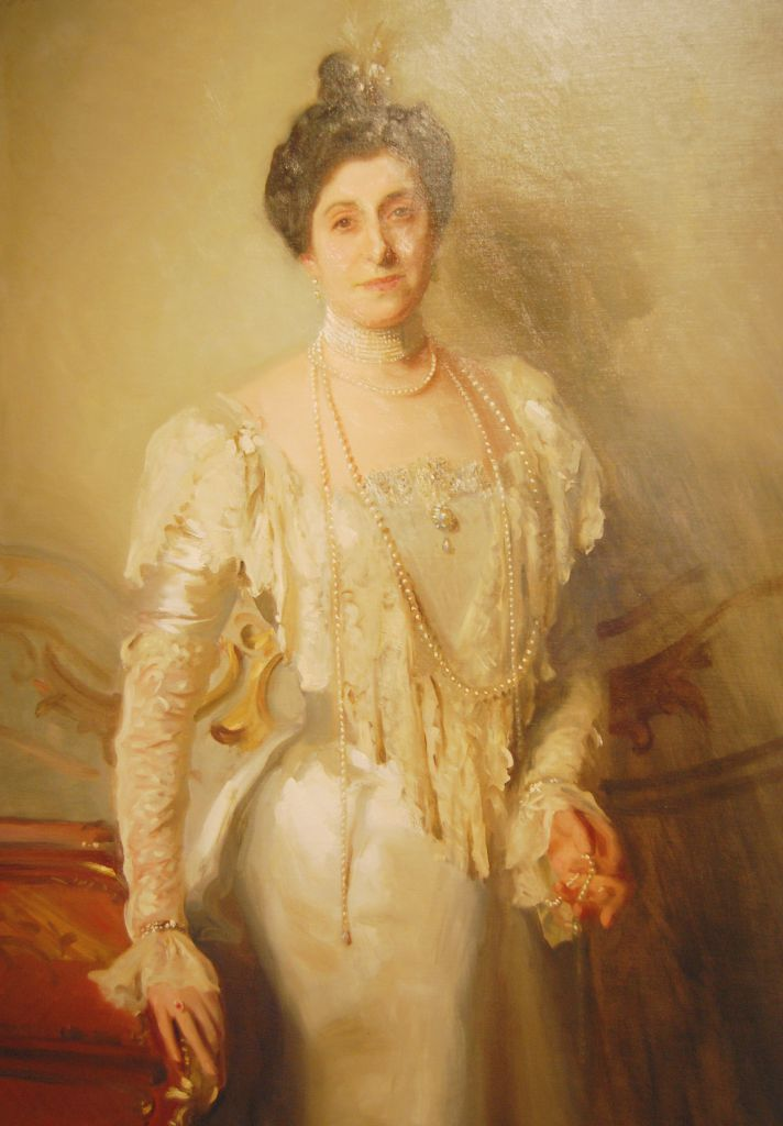 John Singer Sargent, Portrait of Mrs. Asher, 1898