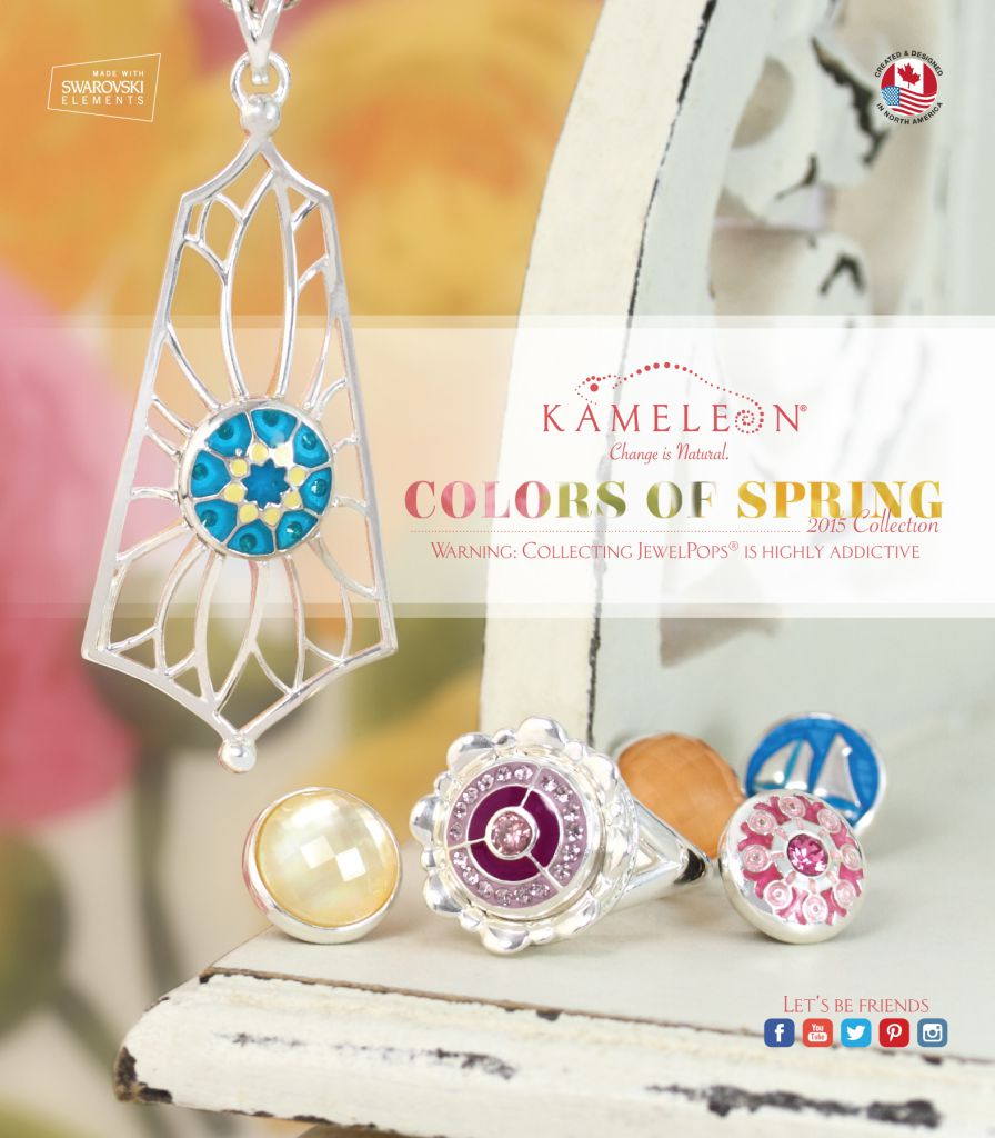 Kameleon Jewelry 2015 spring collection