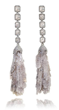Kimberly McDonald earrings worn by Minnie Driver