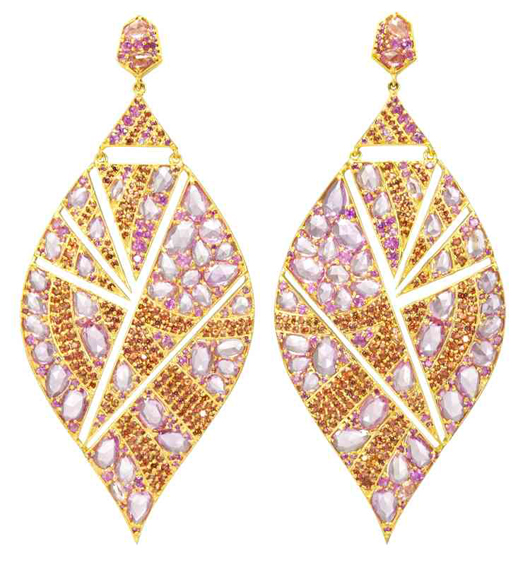 Earrings from Lauren Harper