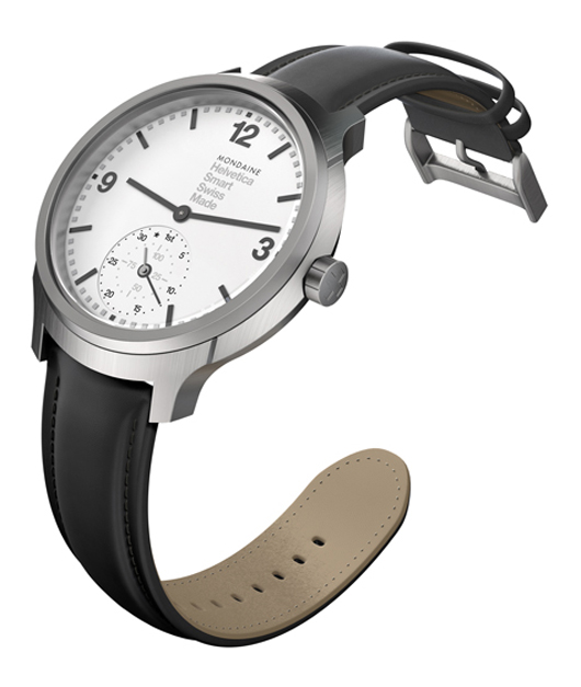 Helevetica No. 1 Smartwatch from Mondaine