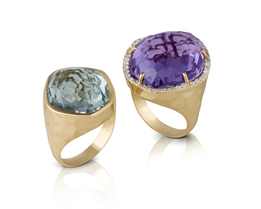 Panorama collection rings from Vianna