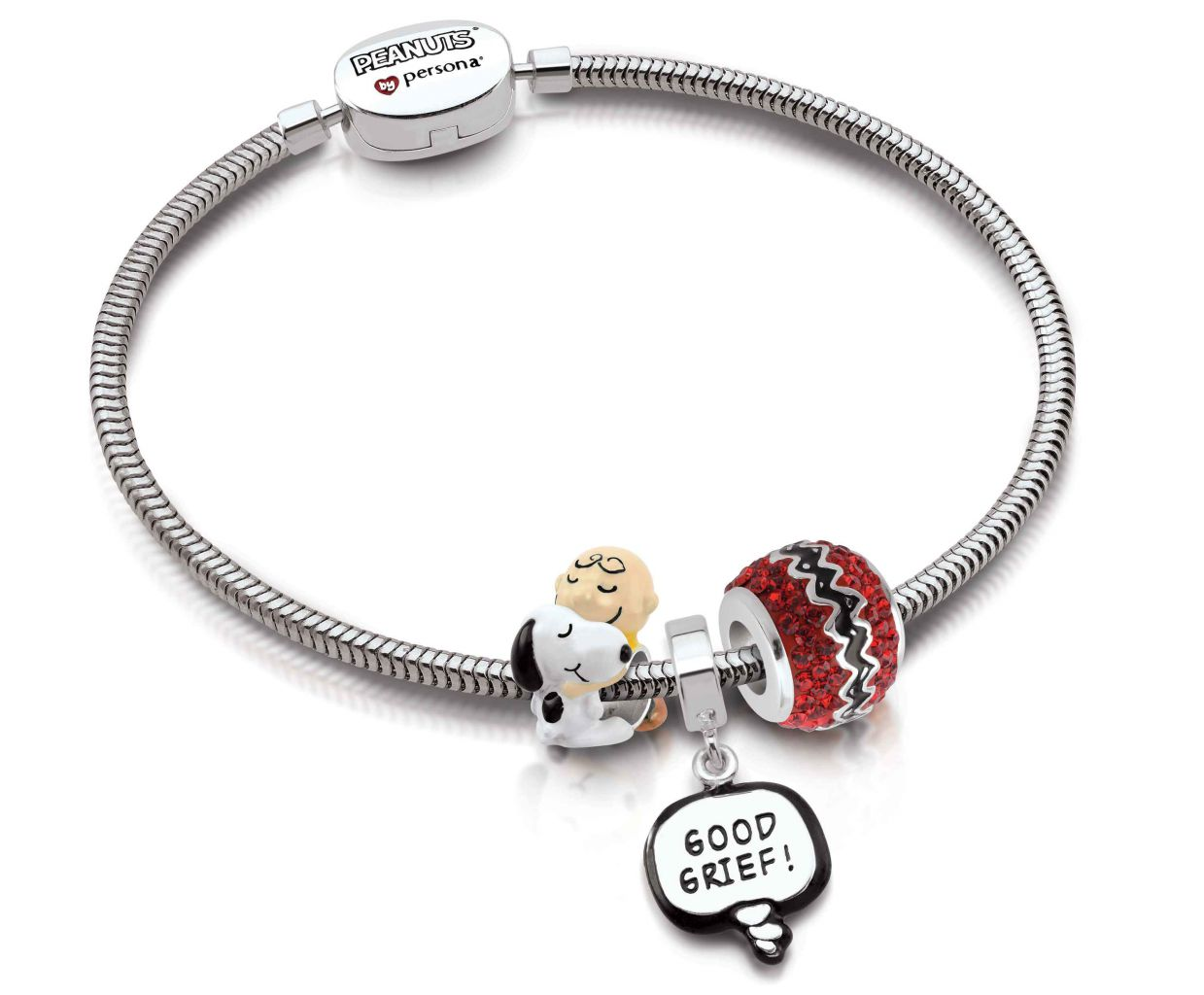 Peanuts by Persona collection bracelet