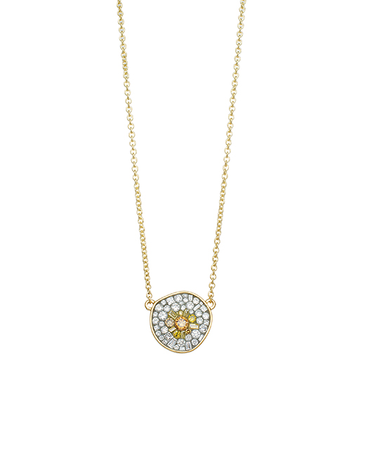 Pleve diamond necklace