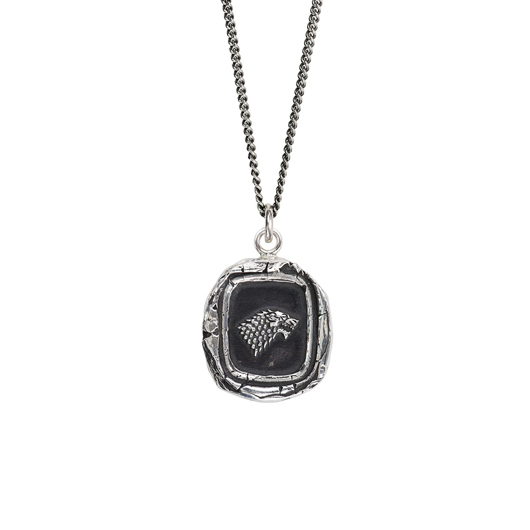 Game of Thrones pendant necklace from Pyrrha
