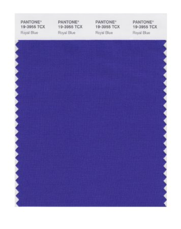Pantone's Royal Blue