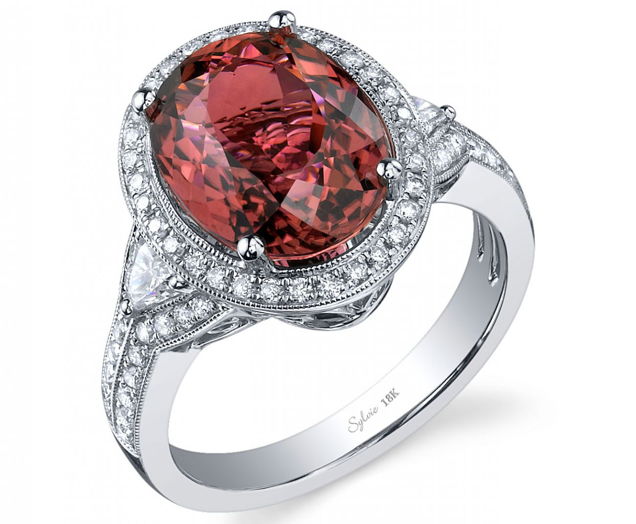 Sylvie Collection red ring