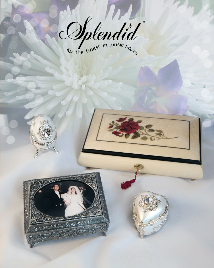 Splendid Music Box company fall 2014