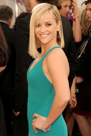 Reese Witherspoon in Harry Winston