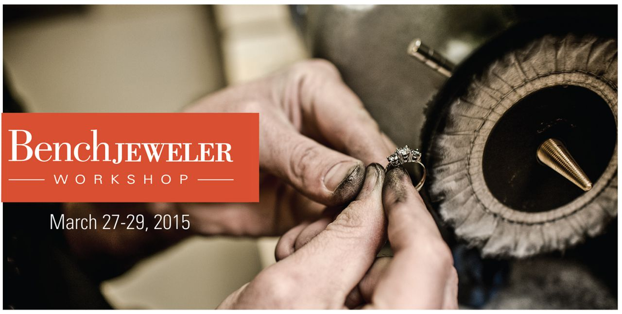 Stuller Bench Jeweler Workshop 2015